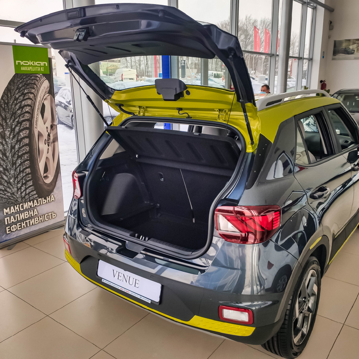 Абсолютно новий компактний міський кросовер Hyundai Venue | Хюндай Мотор Україна - фото 11