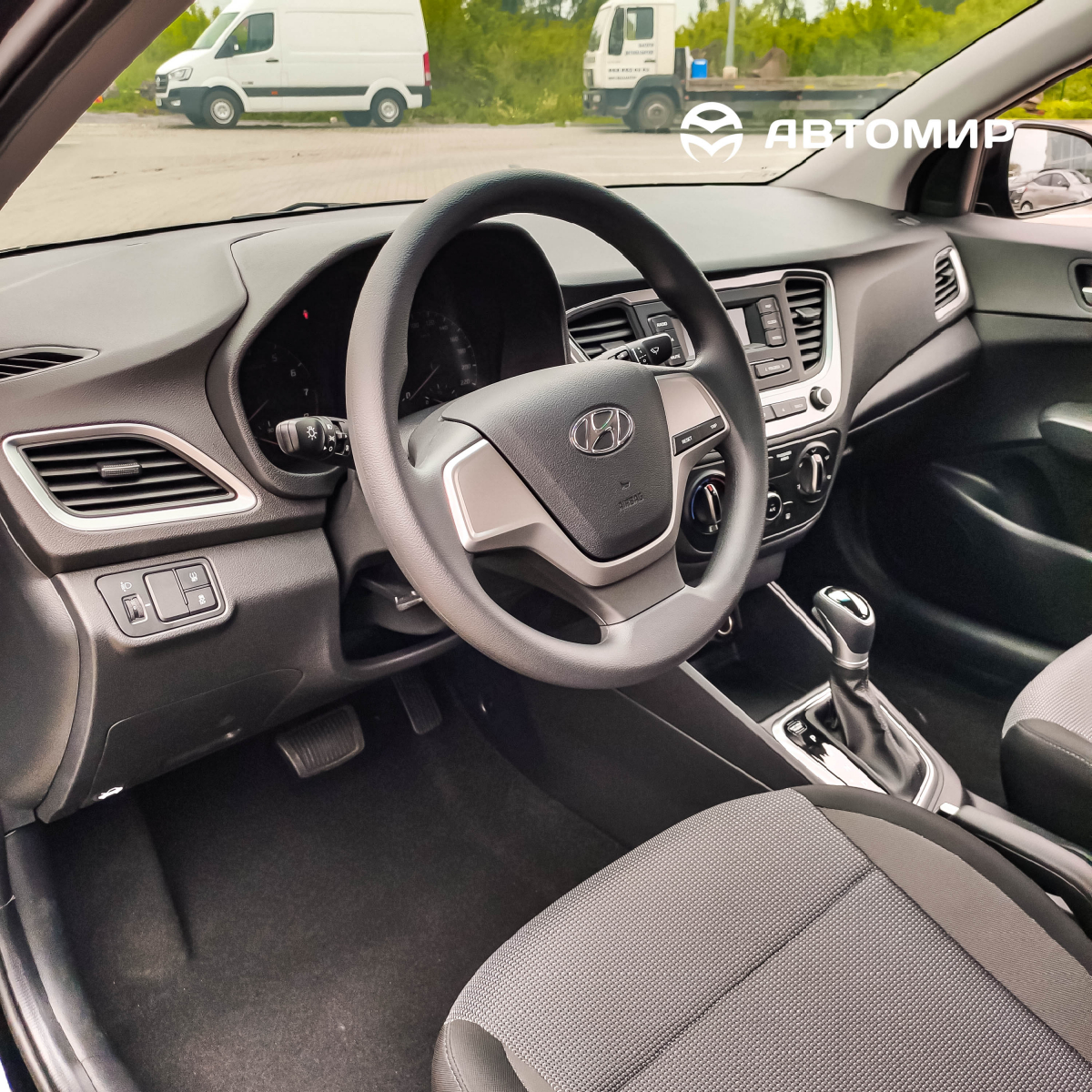 Hyundai стильний Accent вже в автосалоні! | Хюндай Мотор Україна - фото 17