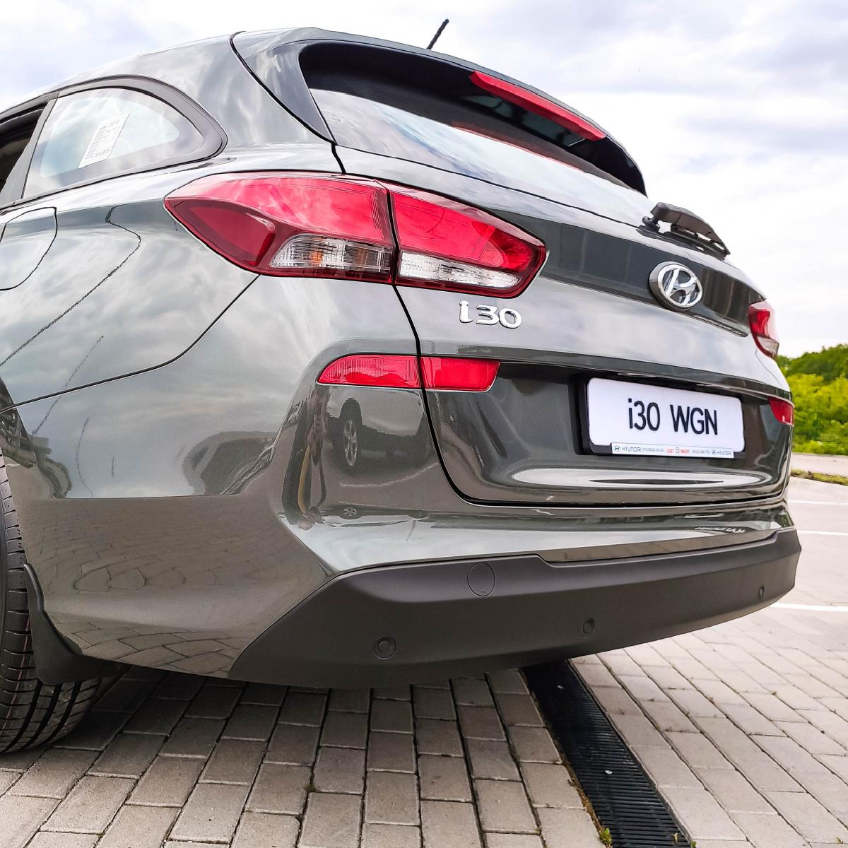 Спеціальна вигода на придбання Hyundai i30 WGN! | Хюндай Мотор Україна - фото 14