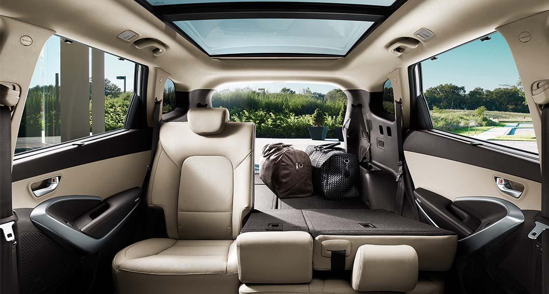 Hyundai GRAND SANTA FE   Галерея, фото   Хюндай Мотор Україна - фото 15