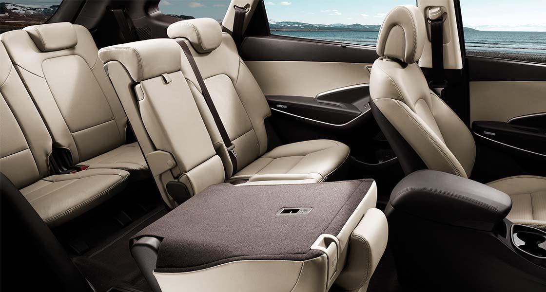 Hyundai GRAND SANTA FE   Галерея, фото   Хюндай Мотор Україна - фото 13