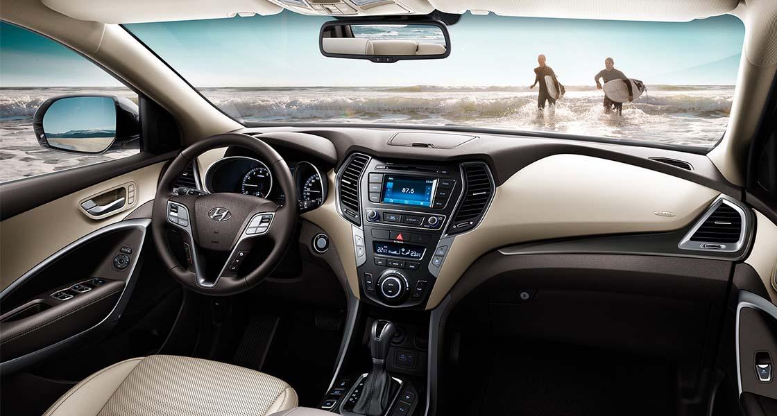 Hyundai GRAND SANTA FE   Галерея, фото   Хюндай Мотор Україна - фото 14