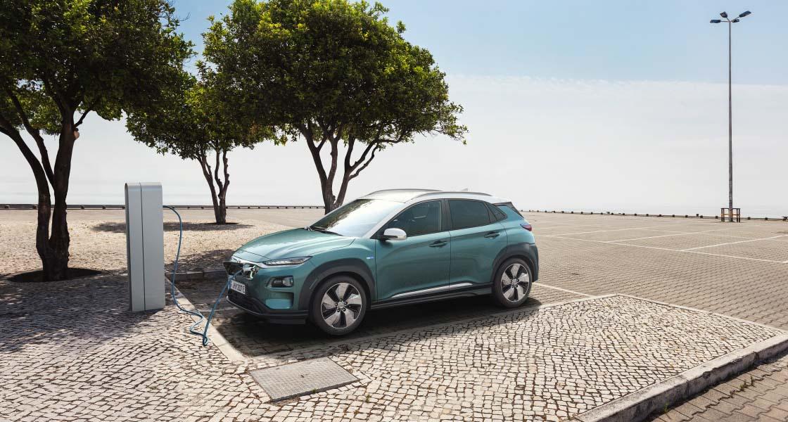 Hyundai KONA Electric Запорожье | автосалон Техноцентр Навигатор - фото 19