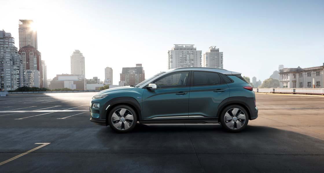 Hyundai KONA Electric Запорожье | автосалон Техноцентр Навигатор - фото 20