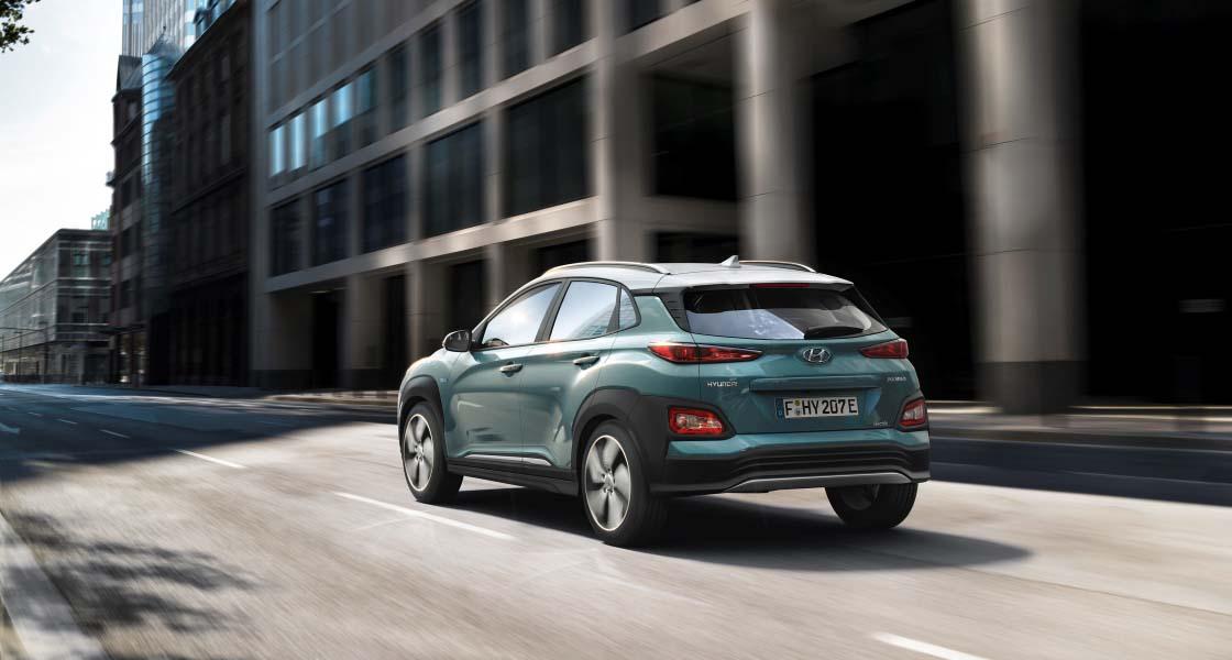 Hyundai KONA Electric Запорожье | автосалон Техноцентр Навигатор - фото 17