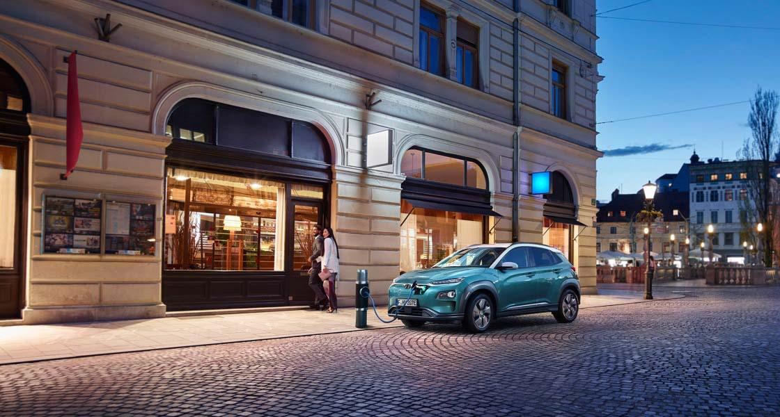 Hyundai KONA Electric Запорожье | автосалон Техноцентр Навигатор - фото 6
