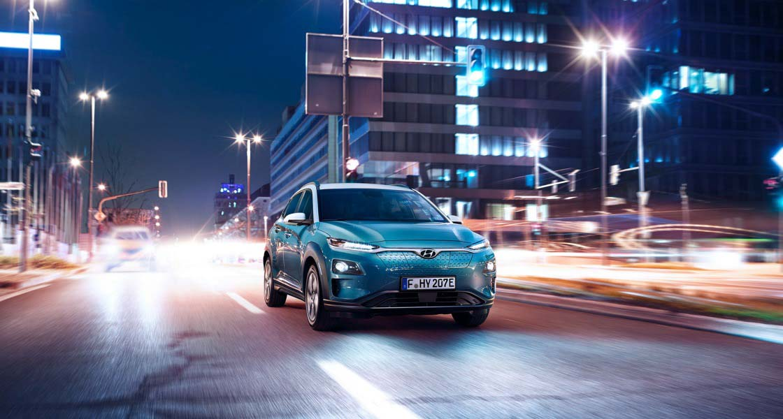 Hyundai KONA Electric Запорожье | автосалон Техноцентр Навигатор - фото 7