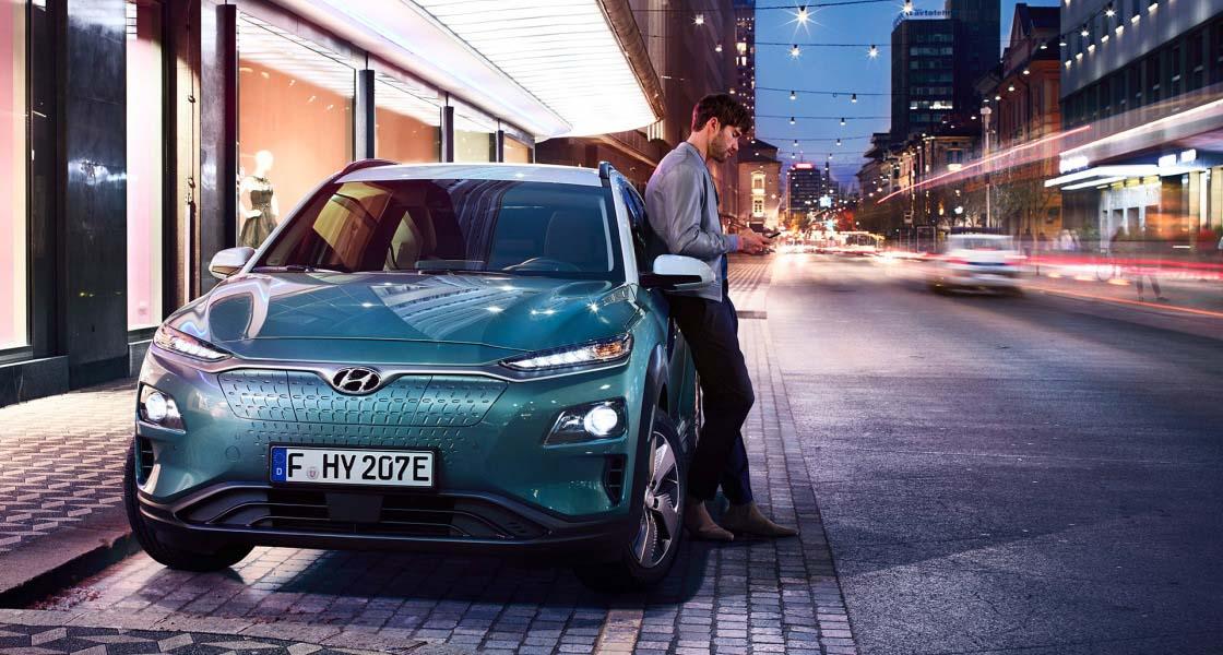 Hyundai KONA Electric Запорожье | автосалон Техноцентр Навигатор - фото 9