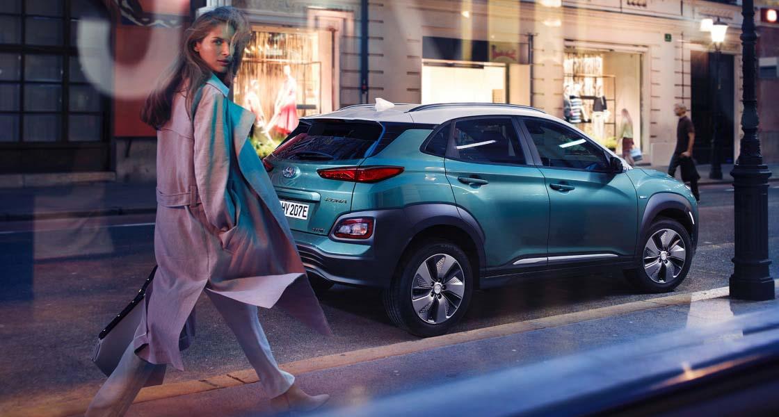 Hyundai KONA Electric Запорожье | автосалон Техноцентр Навигатор - фото 10