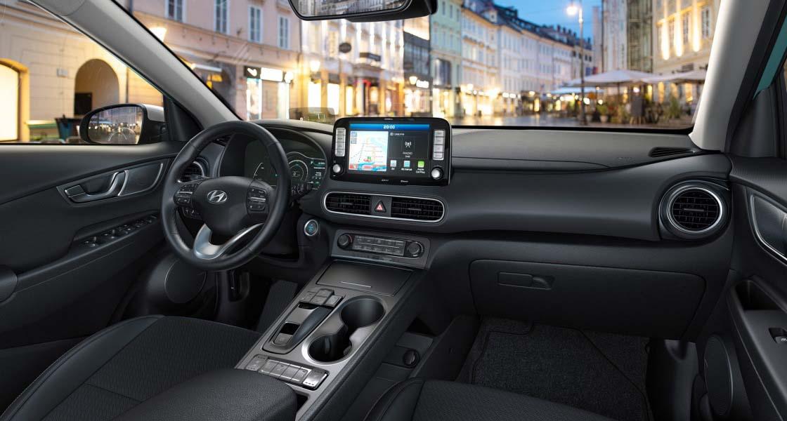 Hyundai KONA Electric Запорожье | автосалон Техноцентр Навигатор - фото 13