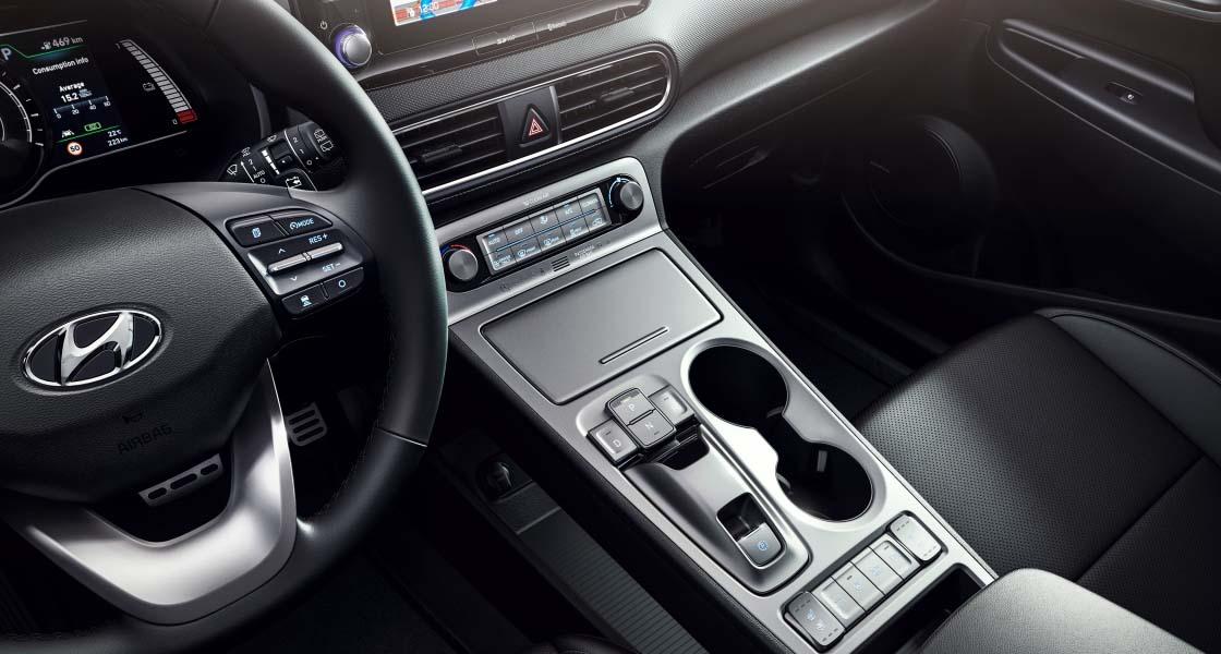 Hyundai KONA Electric Запорожье | автосалон Техноцентр Навигатор - фото 21