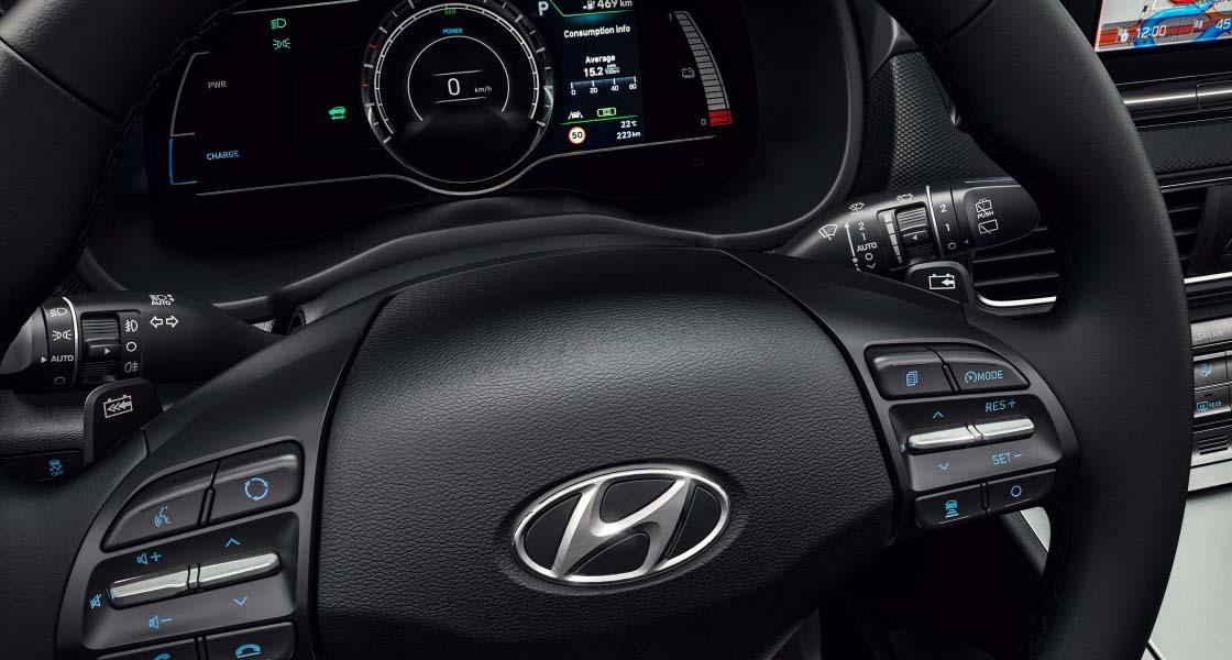 Hyundai KONA Electric Запорожье | автосалон Техноцентр Навигатор - фото 22