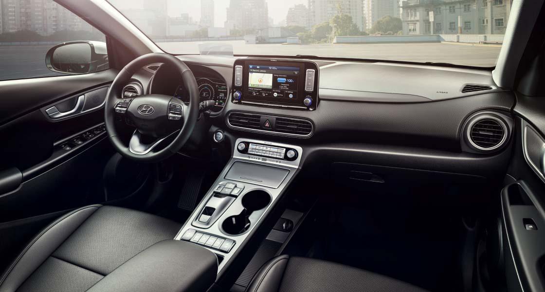 Hyundai KONA Electric Запорожье | автосалон Техноцентр Навигатор - фото 24
