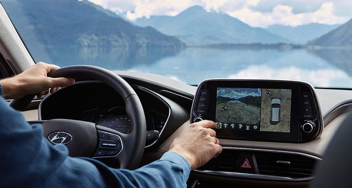 Hyundai SANTA FE Запорожье | автосалон Техноцентр Навигатор - фото 6