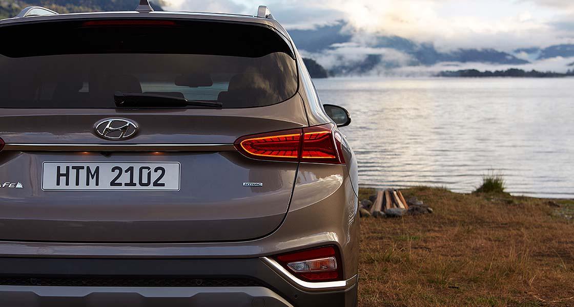 Hyundai SANTA FE Запорожье | автосалон Техноцентр Навигатор - фото 12