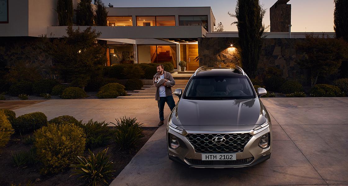 Hyundai SANTA FE Запорожье | автосалон Техноцентр Навигатор - фото 26