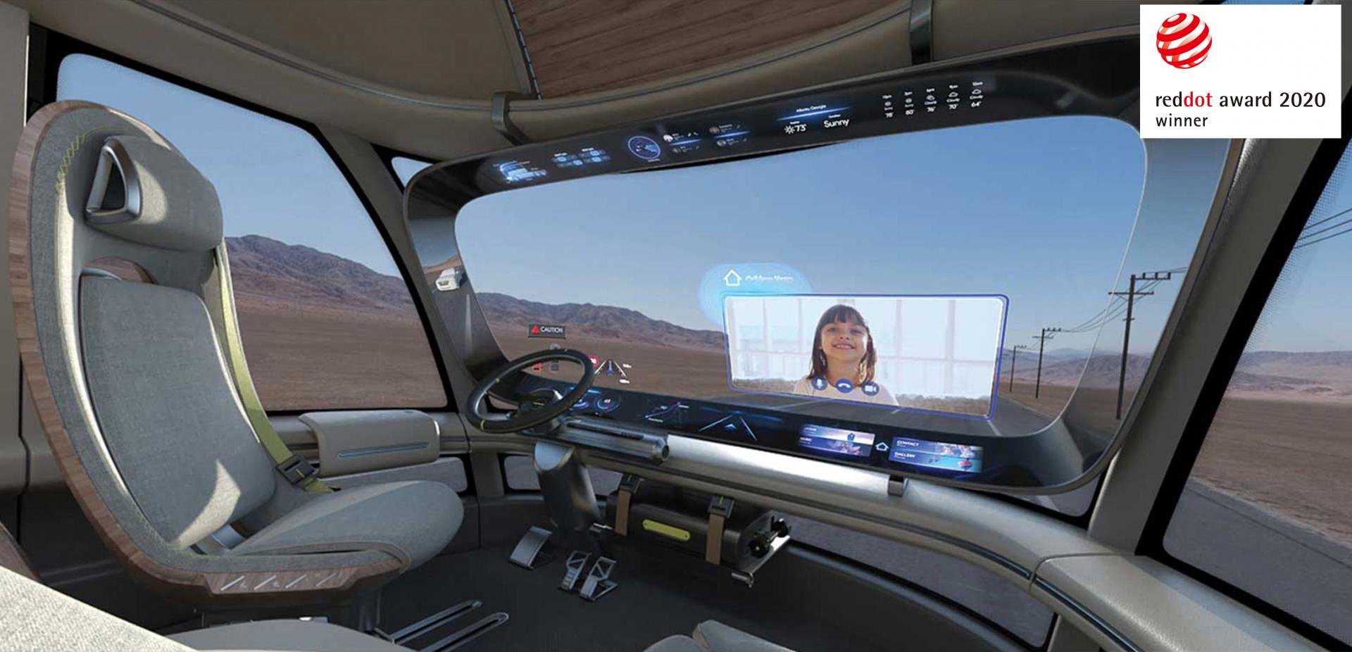 Компанія Hyundai Motor отримала три нагороди Red Dot Award 2020 за концептуальний дизайн   Техноцентр «Навигатор» - фото 12
